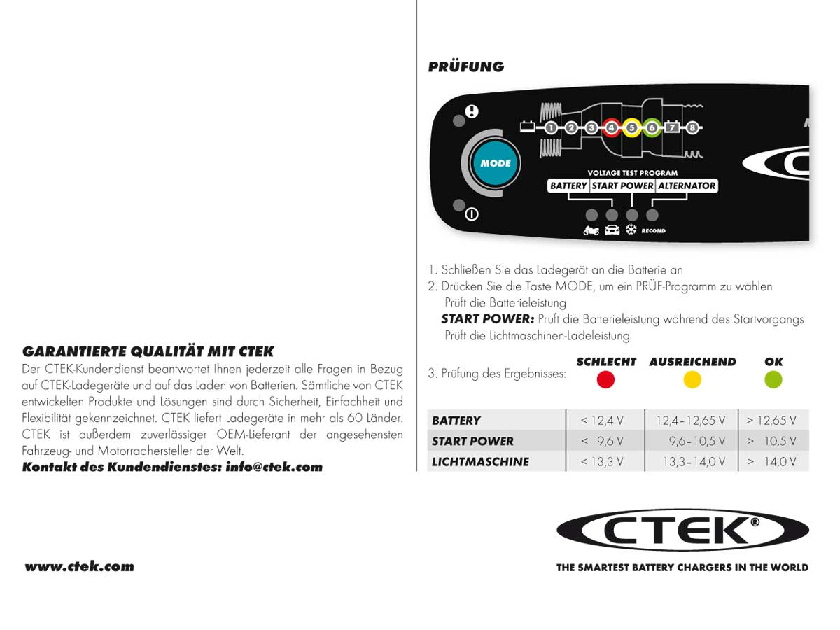 ctek mxs 5.0 test and charge manual