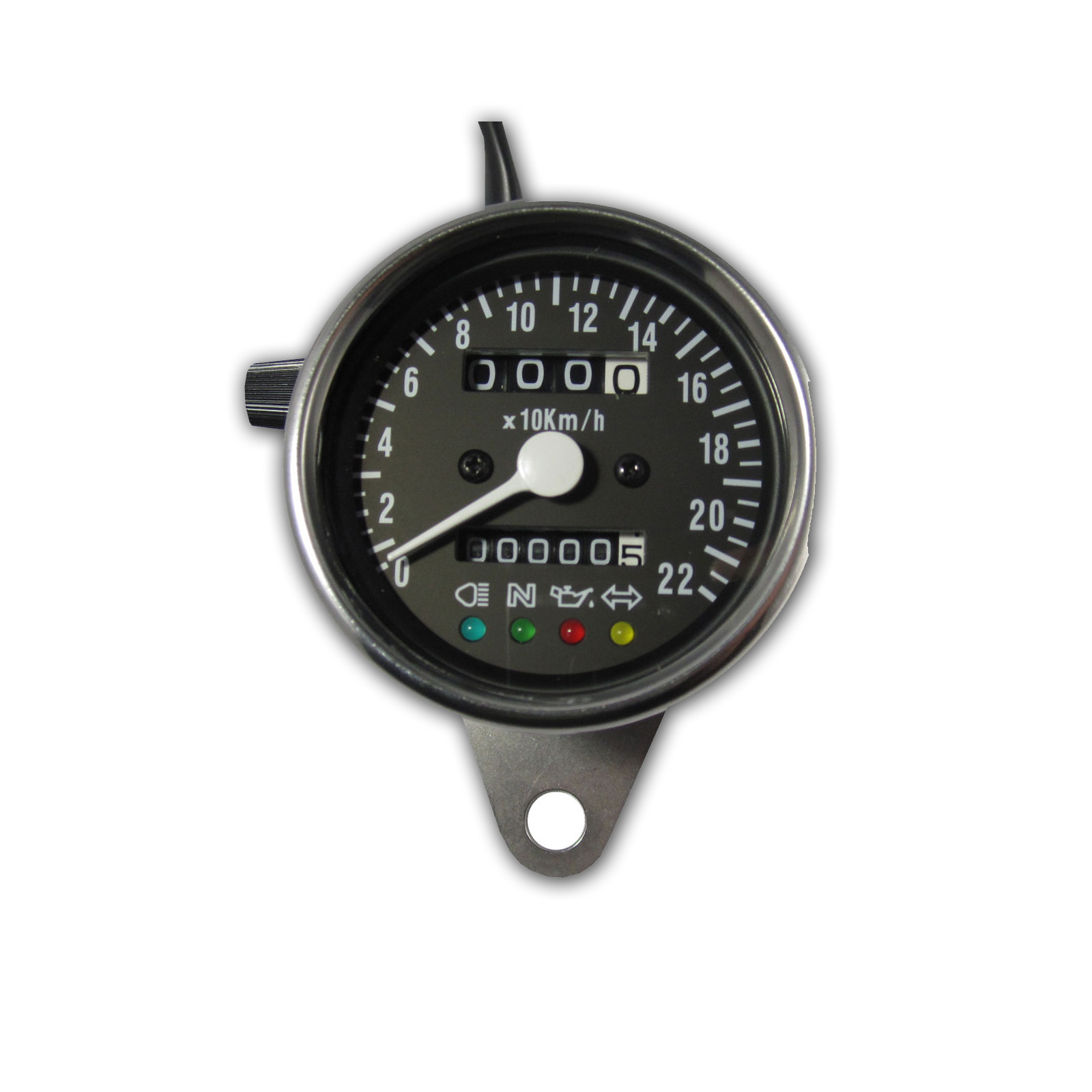 custom mini tachometer tacho speedometer bobber chopper. Black Bedroom Furniture Sets. Home Design Ideas